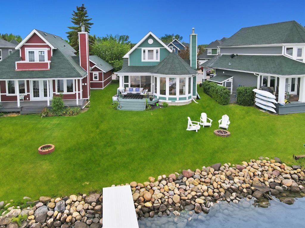 Main Photo: 164 Marina Bay Court: Sylvan Lake Detached for sale : MLS®# A1114826