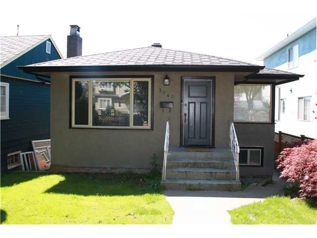 Main Photo: 3040 E 7TH Avenue in Vancouver: Renfrew VE House for sale (Vancouver East)  : MLS®# V953284