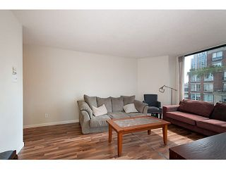 """Photo 4: 603 1155 HOMER Street in Vancouver: Yaletown Condo for sale in """"CityCrest"""" (Vancouver West)  : MLS®# V1078829"""