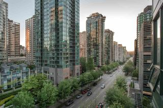 """Photo 8: 803 1239 W GEORGIA Street in Vancouver: Coal Harbour Condo for sale in """"The Venus"""" (Vancouver West)  : MLS®# R2174142"""