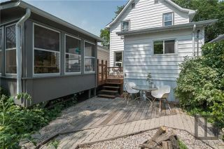 Photo 20: 224 Arnold Avenue in Winnipeg: Residential for sale (1A)  : MLS®# 1821640