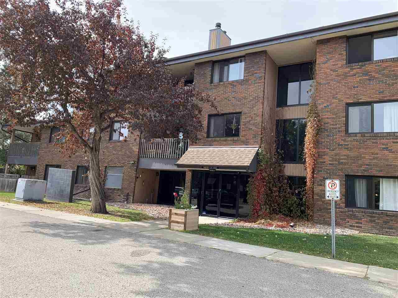 Main Photo: 321 14819 51 Avenue in Edmonton: Zone 14 Condo for sale : MLS®# E4246099