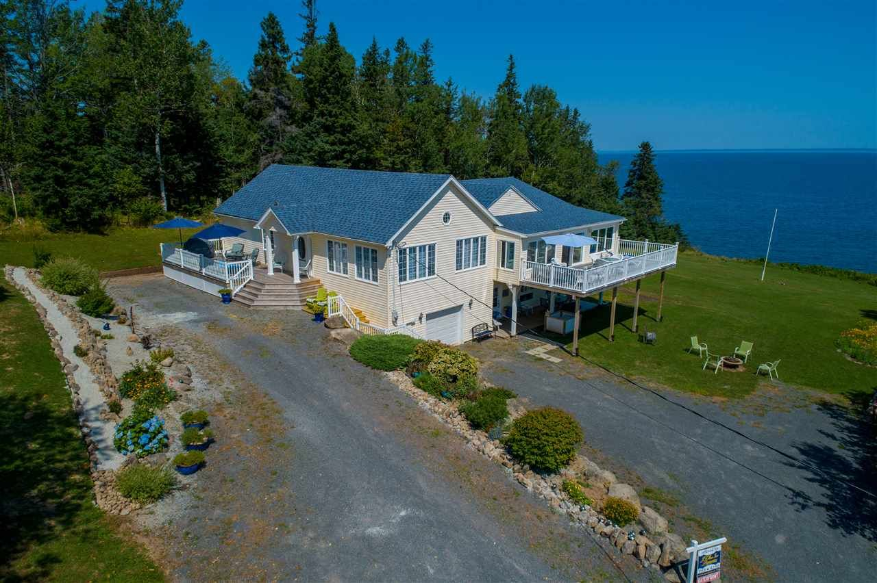 Main Photo: 159 Campbell Road in Chance Harbour: 108-Rural Pictou County Residential for sale (Northern Region)  : MLS®# 202015406