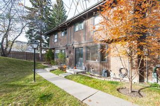 Photo 1: 28 10910 Bonaventure Drive SE in Calgary: Willow Park Row/Townhouse for sale : MLS®# A1069769