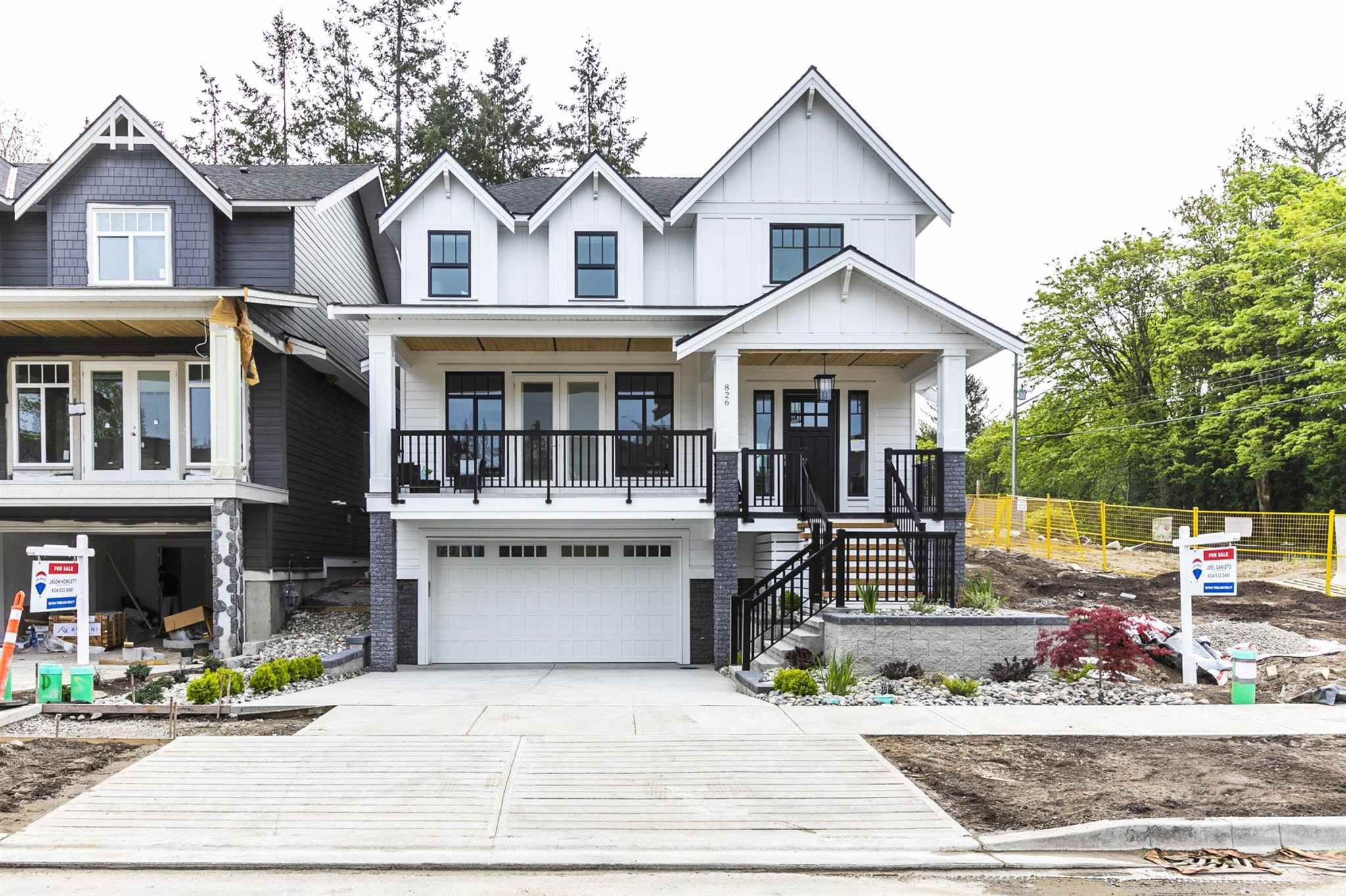 """Main Photo: 866 163A Street in Surrey: King George Corridor House for sale in """"East Beach"""" (South Surrey White Rock)  : MLS®# R2599557"""