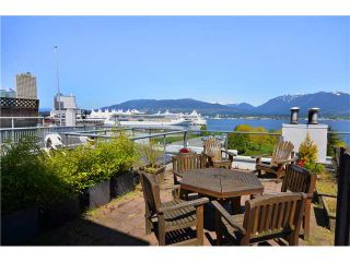 "Photo 7: 404 27 ALEXANDER Street in Vancouver: Downtown VE Condo for sale in ""THE ALEXIS AND ALEXANDER"" (Vancouver East)  : MLS®# V955790"