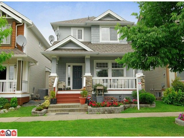 Main Photo: 18867 71st Avenue in : Cloverdale BC House for sale (Cloverdale)  : MLS®# F118074