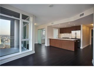 """Photo 8: # 3305 1372 SEYMOUR ST in Vancouver: Downtown VW Condo for sale in """"THE MARK"""" (Vancouver West)  : MLS®# V1042380"""