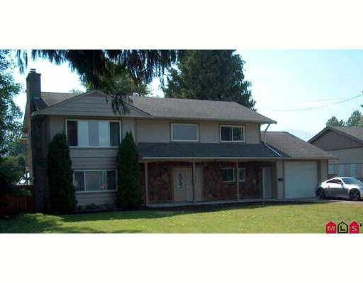 Main Photo: 45276 Crescent Drive in Chilliwack: Chilliwack W Young-Well House for sale : MLS®# H2703156