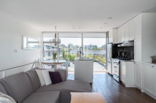 """Photo 7: 2 1650 W 1ST Avenue in Vancouver: False Creek Townhouse for sale in """"THE ELLIS FOSTER BUILDING"""" (Vancouver West)  : MLS®# R2062356"""