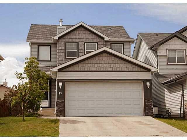 Main Photo: 73 CIMARRON Trail: Okotoks Residential Detached Single Family for sale : MLS®# C3619723