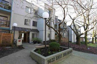 Photo 17: 116 1422 E 3RD AVENUE in Vancouver: Grandview Woodland Condo for sale (Vancouver East)  : MLS®# R2552281