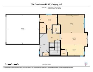 Photo 33: 324 Cresthaven Place SW in Calgary: Crestmont Detached for sale : MLS®# A1118546