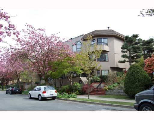 Main Photo: 1280 W 7TH Avenue in Vancouver: Fairview VW Townhouse for sale (Vancouver West)  : MLS®# V705426
