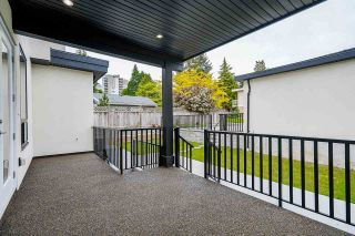 Photo 34: 6912 PATTERSON Avenue in Burnaby: Metrotown House for sale (Burnaby South)  : MLS®# R2584958