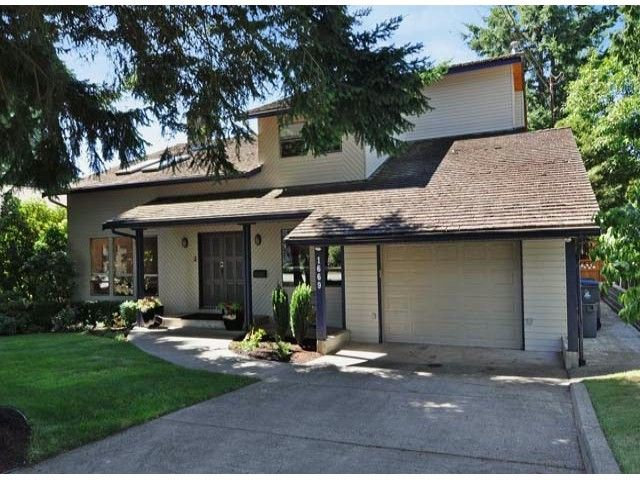 """Main Photo: 1669 146 Street in Surrey: Sunnyside Park Surrey House for sale in """"The Glens"""" (South Surrey White Rock)  : MLS®# F1318307"""