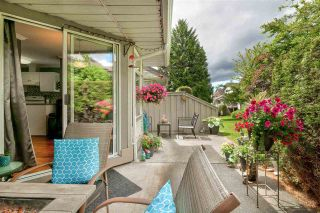 """Photo 36: 413 13900 HYLAND Road in Surrey: East Newton Townhouse for sale in """"Hyland Grove"""" : MLS®# R2589774"""