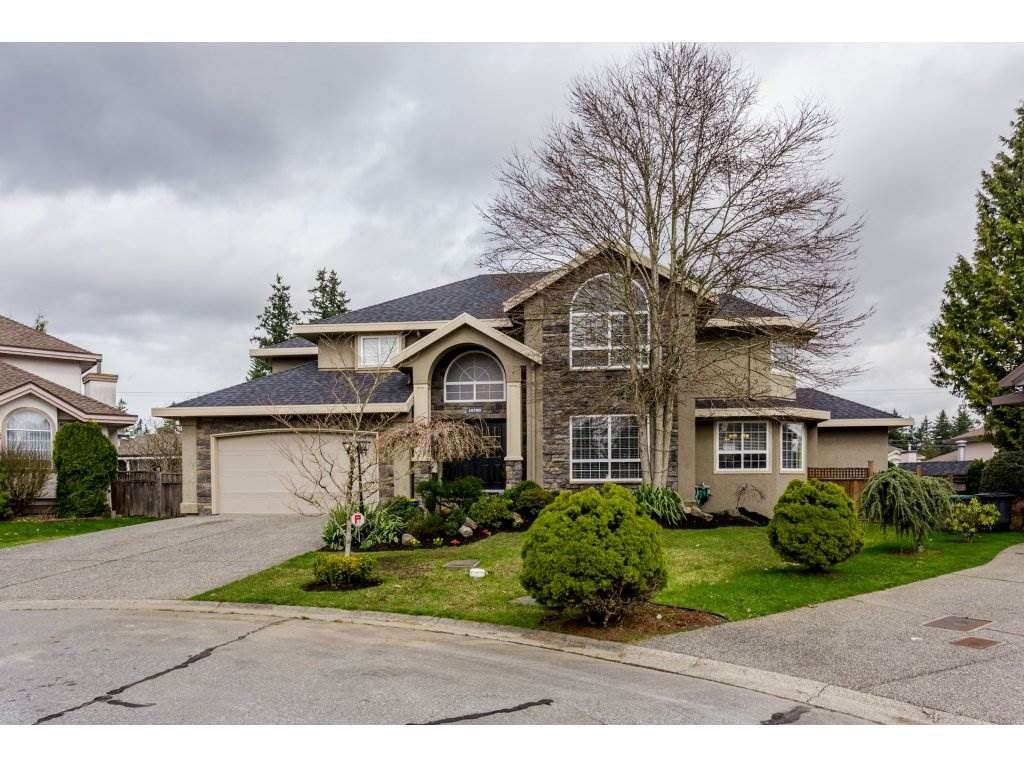 "Main Photo: 10790 LINDEN Court in Surrey: Fraser Heights House for sale in ""Glenwood"" (North Surrey)  : MLS®# R2252454"