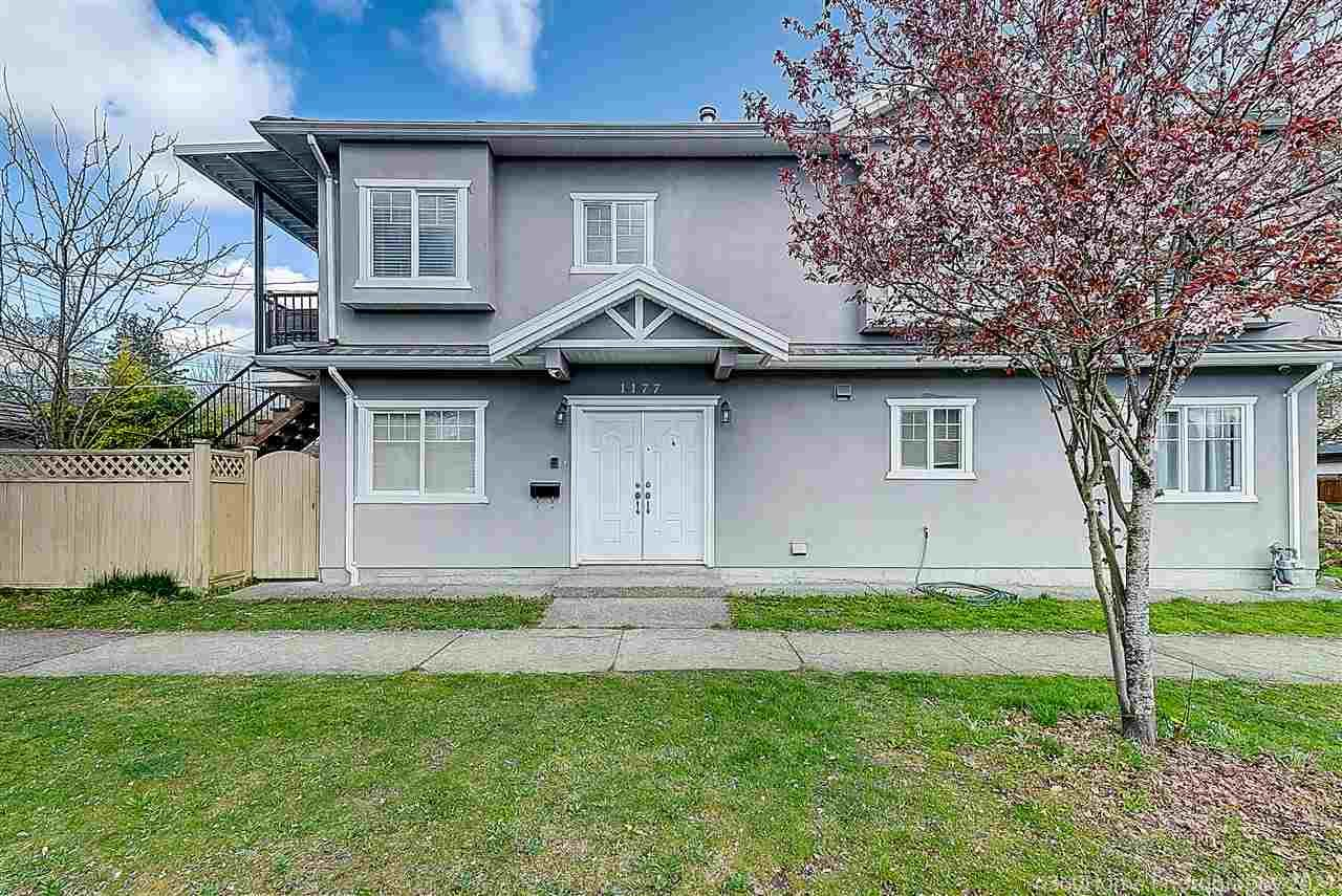 Main Photo: 1177 E 53RD Avenue in Vancouver: South Vancouver House for sale (Vancouver East)  : MLS®# R2565164