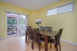 "Photo 4: 21 1108 RIVERSIDE Close in Port Coquitlam: Riverwood Townhouse for sale in ""HERITAGE MEADOWS"" : MLS®# R2396289"