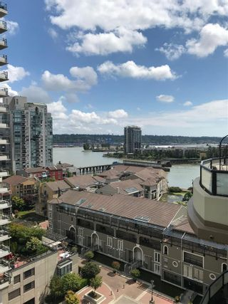 "Photo 6: 709 10 RENAISSANCE Square in New Westminster: Quay Condo for sale in ""MURANO LOFTS/QUAY"" : MLS®# R2380774"