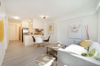 """Photo 8: 611 1189 HOWE Street in Vancouver: Downtown VW Condo for sale in """"GENESIS"""" (Vancouver West)  : MLS®# R2581550"""