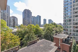 """Main Photo: 604 909 MAINLAND Street in Vancouver: Yaletown Condo for sale in """"YAELTOWN PARK II"""" (Vancouver West)  : MLS®# R2617490"""
