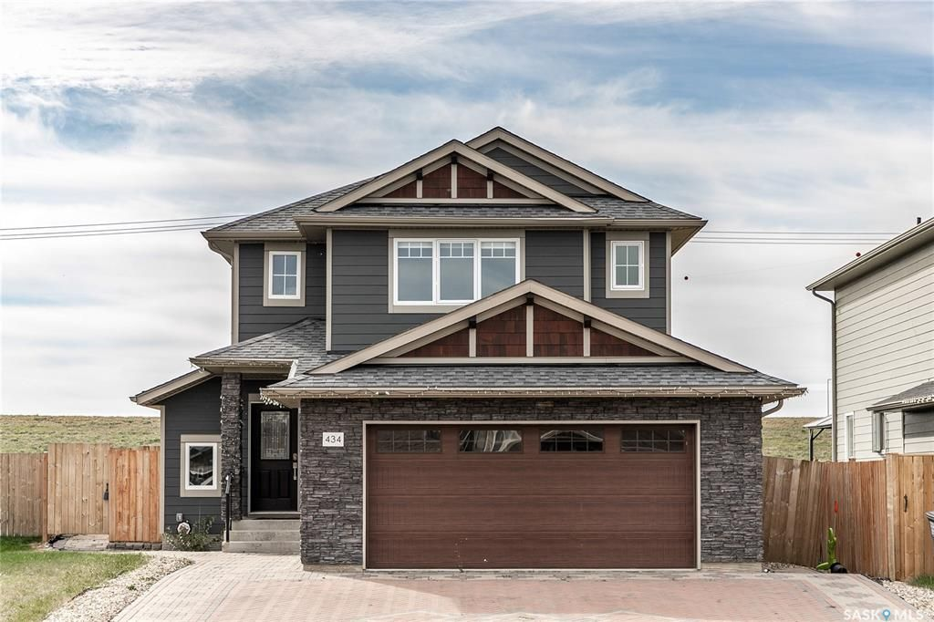 Main Photo: 434 Pichler Crescent in Saskatoon: Rosewood Residential for sale : MLS®# SK871738