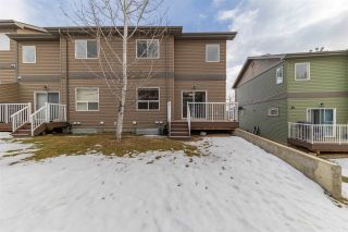 Photo 35: 5 30 Oak Vista Drive: St. Albert Townhouse for sale : MLS®# E4232152