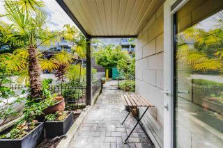 """Photo 26: 105 2161 W 12TH Avenue in Vancouver: Kitsilano Condo for sale in """"THE CARLINGS"""" (Vancouver West)  : MLS®# R2590728"""