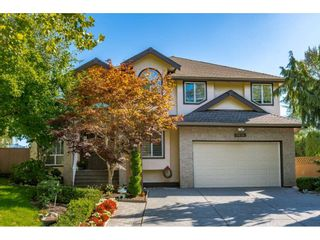 Photo 1: 7926 REDTAIL Place in Surrey: Bear Creek Green Timbers House for sale : MLS®# R2503156