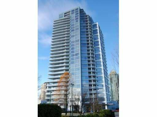 """Main Photo: 1701 4400 BUCHANAN Street in Burnaby: Brentwood Park Condo for sale in """"MOTIF AT CITI"""" (Burnaby North)  : MLS®# V858454"""