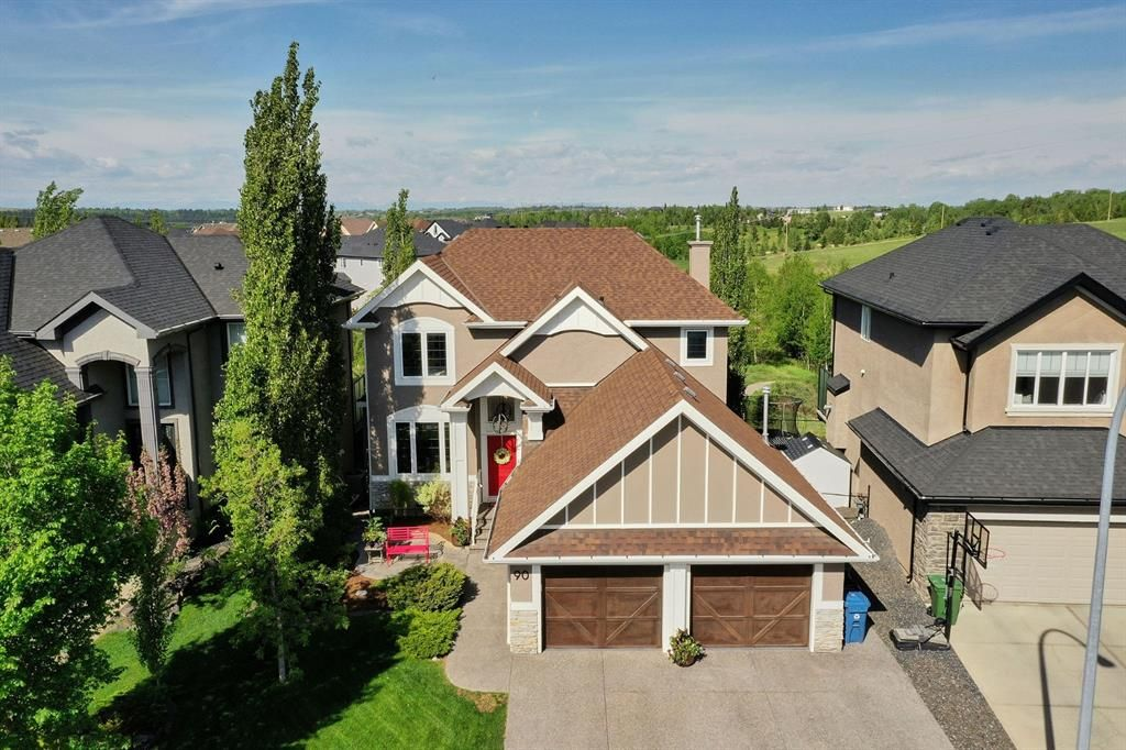 Main Photo: 90 Tuscany Estates Crescent NW in Calgary: Tuscany Detached for sale : MLS®# A1117353