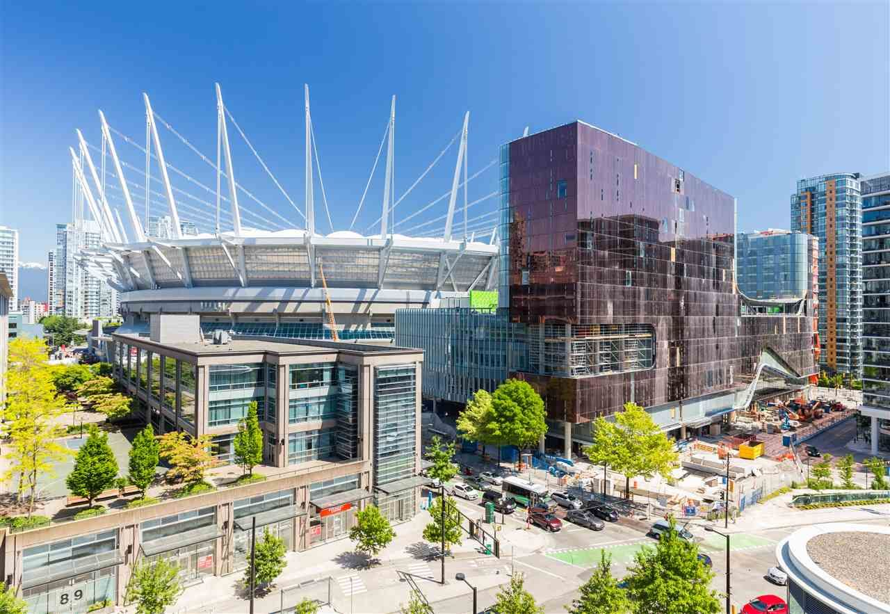 Main Photo: 1102 928 BEATTY STREET in Vancouver: Yaletown Condo for sale (Vancouver West)  : MLS®# R2171627