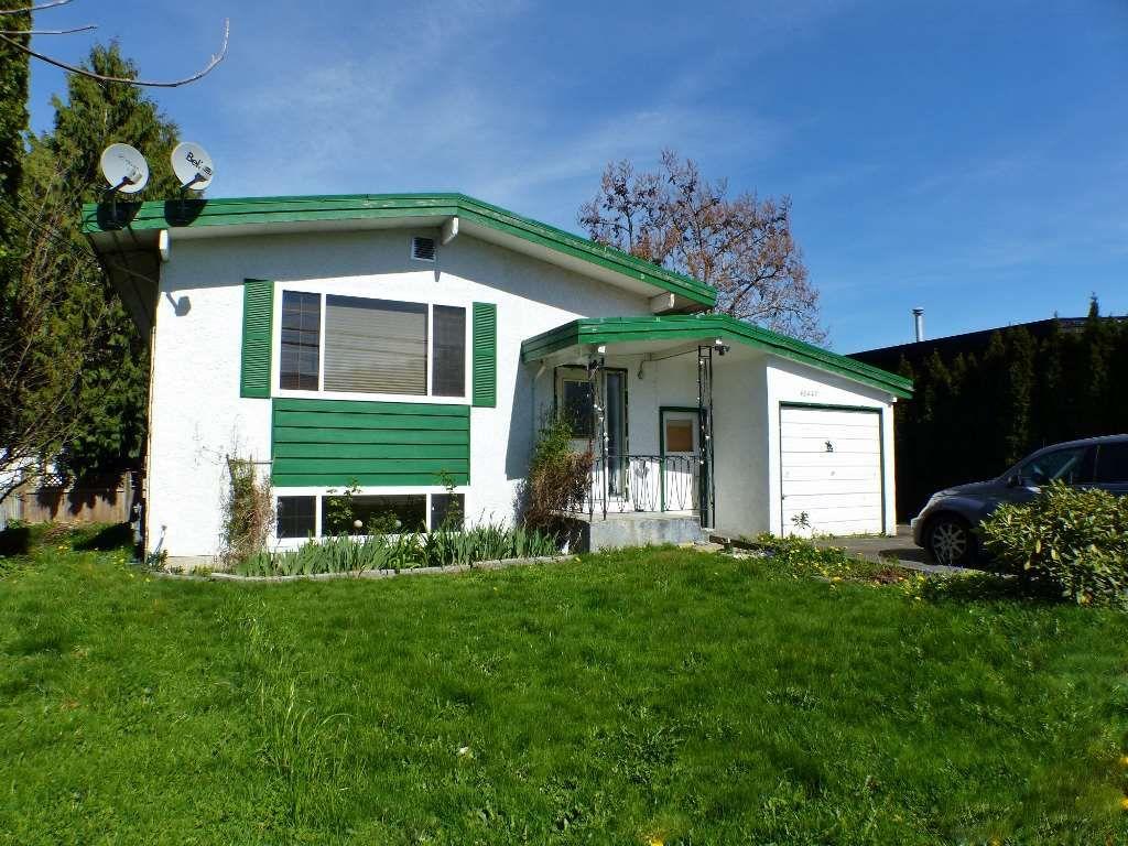 Main Photo: 45447 WATSON ROAD in : Vedder S Watson-Promontory House for sale : MLS®# R2053625