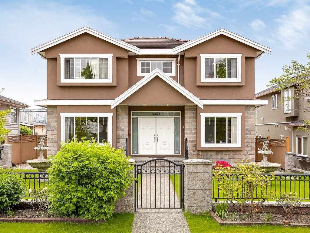 """Main Photo: 3850 FOREST STREET - LISTED BY SUTTON CENTRE REALTY in Burnaby: Burnaby Hospital House for sale in """"BURNABY HOSPITAL"""" (Burnaby South)  : MLS®# R2166680"""