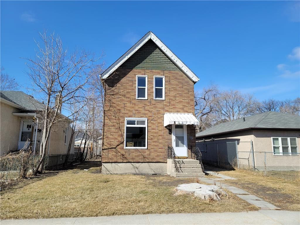 Main Photo: 362 Agnes Street in Winnipeg: West End Residential for sale (5A)  : MLS®# 202106732