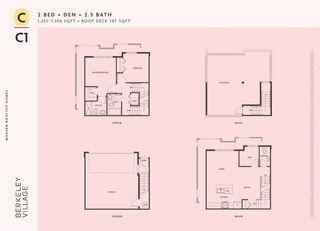 "Photo 34: 69 16433 19 Avenue in Surrey: Grandview Surrey Townhouse for sale in ""BERKELEY VILLAGE"" (South Surrey White Rock)  : MLS®# R2560194"