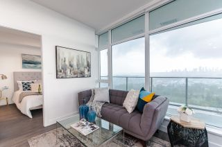 """Photo 3: 3501 2311 BETA Avenue in Burnaby: Brentwood Park Condo for sale in """"Lumina Waterfall"""" (Burnaby North)  : MLS®# R2582193"""