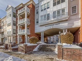 Photo 9: 3503 5605 Henwood Street SW in Calgary: Garrison Green Apartment for sale : MLS®# A1070767