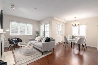 "Photo 2: 107 643 W 7TH Avenue in Vancouver: Fairview VW Condo for sale in ""COURTYARDS"" (Vancouver West)  : MLS®# R2451739"