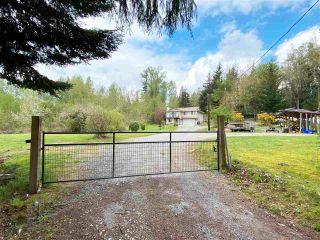 Photo 2: 27875 LOUGHEED Highway in Maple Ridge: Whonnock House for sale : MLS®# R2570130