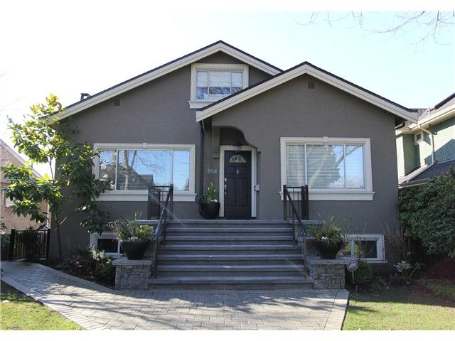 Main Photo: 3924 Cambridge Street in Burnaby: Vancouver Heights House for sale (Burnaby North)
