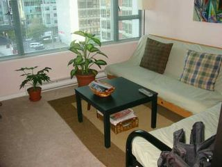 "Photo 2: 888 HAMILTON Street in Vancouver: Downtown VW Condo for sale in ""ROSEDALE GARDENS"" (Vancouver West)  : MLS®# V611892"
