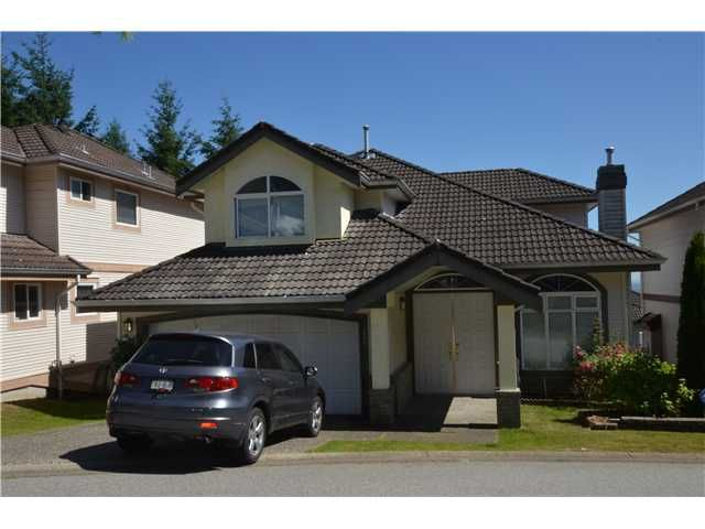 "Main Photo: 1690 PLATEAU Crescent in Coquitlam: Westwood Plateau House for sale in ""AVONLEA HEIGHTS"" : MLS®# V1127805"
