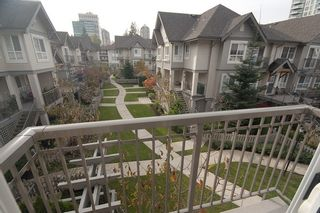"""Photo 22: 8 7503 18TH Street in Burnaby: Edmonds BE Townhouse for sale in """"SOUTHBOROUGH"""" (Burnaby East)  : MLS®# V795972"""