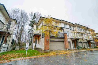 """Photo 1: 42 1125 KENSAL Place in Coquitlam: New Horizons Townhouse for sale in """"Kensal Walk by Polygon"""" : MLS®# R2522228"""