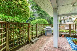 """Photo 18: 113 1999 SUFFOLK Avenue in Port Coquitlam: Glenwood PQ Condo for sale in """"KEY WEST"""" : MLS®# R2493657"""