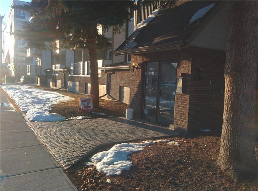 Main Photo: 305 110 20 Avenue NE in Calgary: Tuxedo Park Apartment for sale : MLS®# A1096695