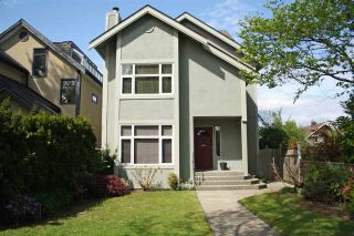 Photo 3: 4535 W 9TH Avenue in Vancouver: Point Grey House for sale (Vancouver West)  : MLS®# R2163745